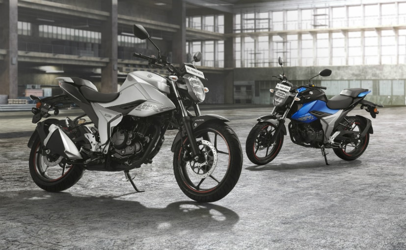 The 2019 Suzuki Gixxer is about Rs. 12,000 more expensive than the outgoing model