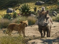 <I>The Lion King</i> Movie Review: Simba Grows Up And So Does The Film