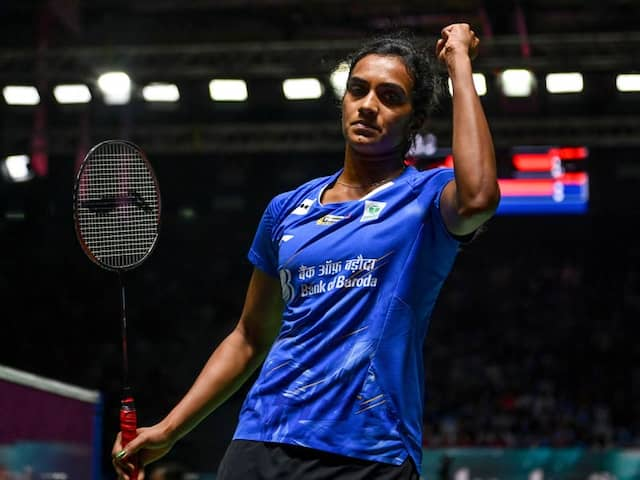 Indonesia Open: PV Sindhu Beats Nozomi Okuhara, Storms Into Semi-Finals