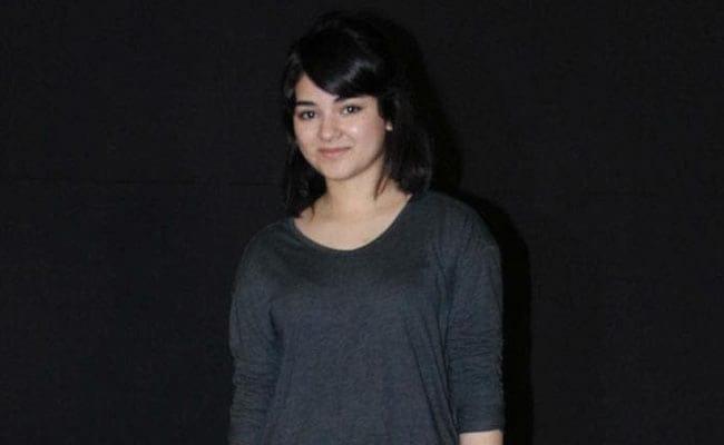 Aamir Khan ने 'दंगल गर्ल' Zaira Wasim की फिल्म को लेकर किया Tweet, कह डाली ये बात