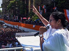 Mamata Banerjee Claims Train Services Were Curtailed At Trinamool Rally