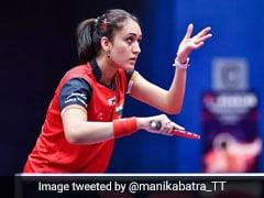 Manika Batra 'Ready To Surprise' At Tokyo Olympics