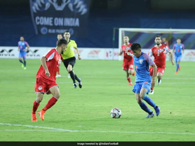 India Suffer 2-4 Defeat Against Tajikistan In Intercontinental Cup Opener