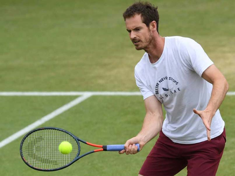 Andy Murray Eyeing Cincinnati Singles Return