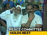 Video : Delhi Temple Vandalism: Peace Committee Says 'Will Repair Temple Together'