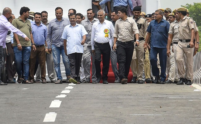 Long-Delayed RTR Flyover Opens In Delhi: 'No More Jams On Way To Airport'