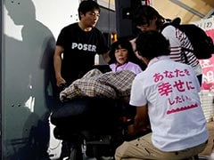 Two Wheelchair-Bound Candidates Win Seats In Japan Upper House Vote