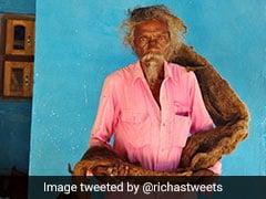 40 साल से नहीं कटवाए बाल तो लोग समझने लगे महात्मा, नाम पड़ गया 'जटावाले बाबा'