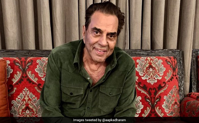 'Never Again,' Dharmendra Tweets After Trolling Hema Malini