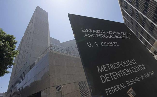 Man Killed After Throwing 'Incendiary Devices' At Detention Centre In US