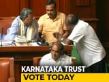 Video : Not Clinging To Power, Says HD Kumaraswamy Ahead Of Trust Vote