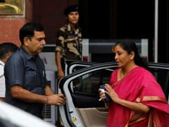 Government To Soon Hold Discussions With Foreign Investors: Nirmala Sitharaman