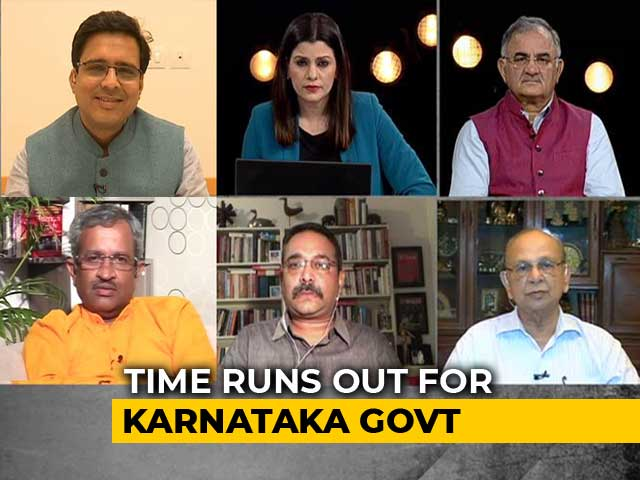 Video : No End To Karnataka Drama: Who Is Governing The State?