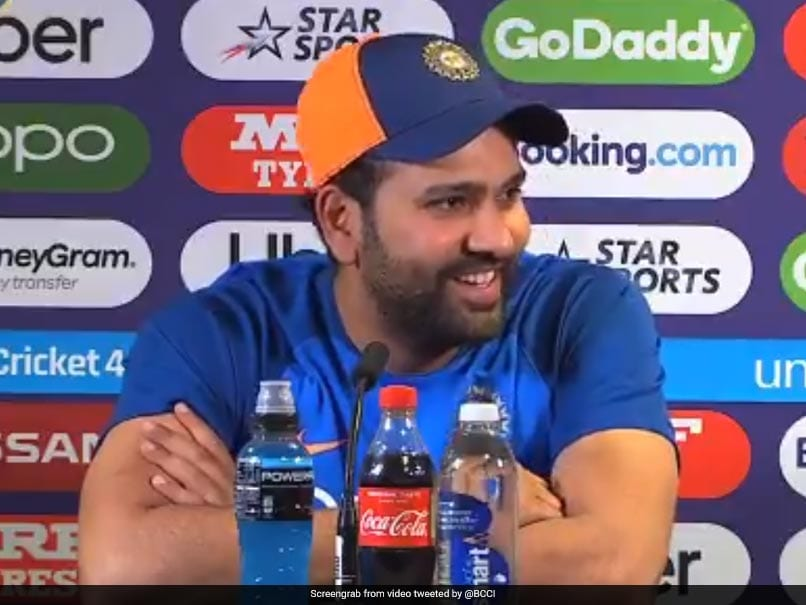 Rishabh Pant At No.4: Rohit Sharma Sees The Funny Side. Watch