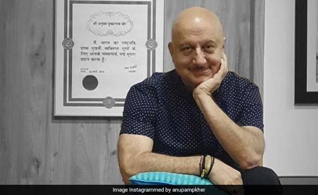 How Anupam Kher Almost Lost His First Film - Mahesh Bhatt's Saaransh