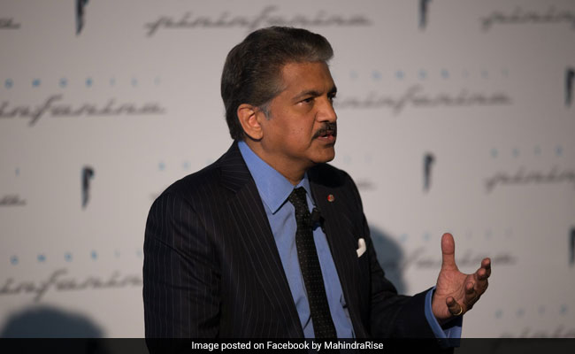 Why Couldn't It Have Happened Earlier: Anand Mahindra On Article 370