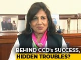 Video : No One Realised Financial Stress Was So Huge: Kiran Mazumdar Shaw On CCD Founder