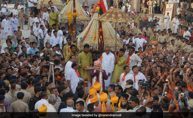 'Jai Jagannath': PM Modi Tweets Wishes On Rath Yatra
