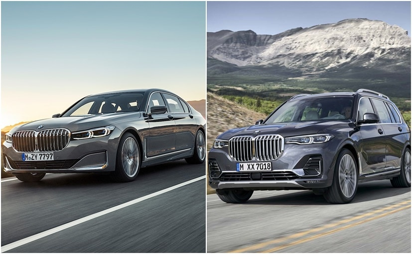 BMW X7, 7 Series Launch Live Updates: Price, Images, Specifications, Features