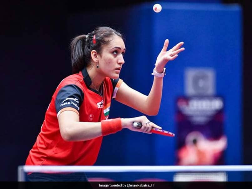 Manika Batra Withdraws From Individual Events Of Commonwealth TT Championships