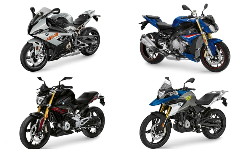 BMW Motorrad Updates Select Models For 2020