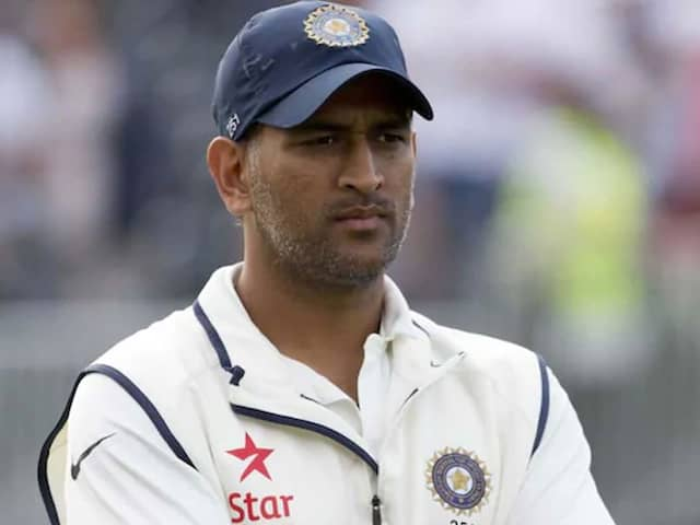 MS Dhonis Jersey No. 7 May Not Be Worn In Tests, Says BCCI Official: Report