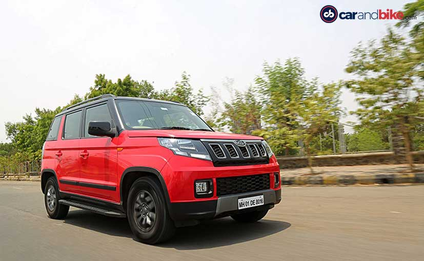 The 2019 Mahindra TUV300 facelift comes with several cosmetic and feature updates