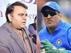 World Cup 2019: कुछ ऐसे पाकिस्तान मंत्री ने महेंद्र सिंह धोनी पर किया अपमानजनक वार