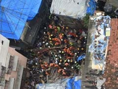 14 Dead In Mumbai Building Collapse, Rescuers Look For Survivors
