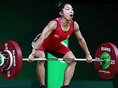 Mirabai Chanu Wins Gold At Commonwealth Senior Weightlifting Championship