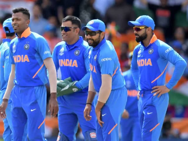 """BCCI Says """"Unacceptable"""", Raises Anti-India Banners Issue With ICC"""