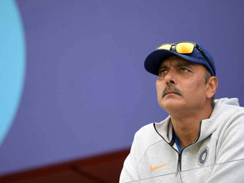 "BCCI Invites Applications For India Coach, Support Staff, ""Automatic Entry"" For Ravi Shastri In Recruitment Process"