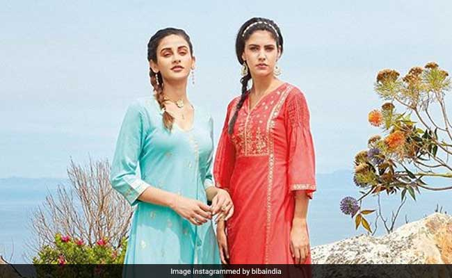 10 Cotton <i>Salwar Kameez</i> Suits To Beat The Monsoon Humidity