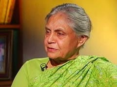 BJP's VK Malhotra Remembers Sheila Dikshit's Loyalty To Congress