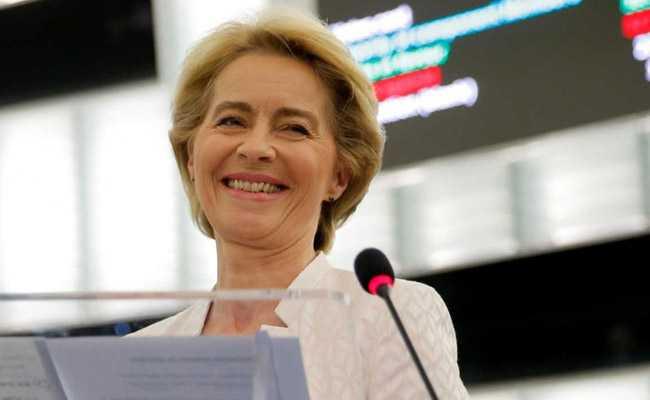 German Minister Becomes First Woman To Get Top EU Job