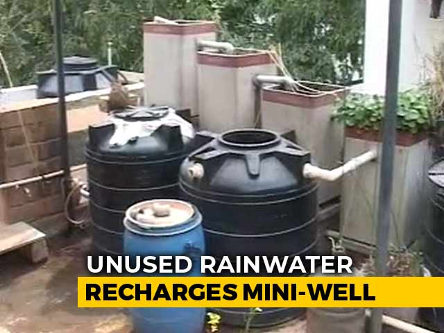 Video : Bengaluru's Water Warriors - It All Begins At Home