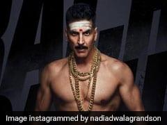Bachchan Pandey First Look: अक्षय कुमार धांसू अंदाज में बने 'बच्चन पांडे', क्रिसमस 2020 पर होगी रिलीज