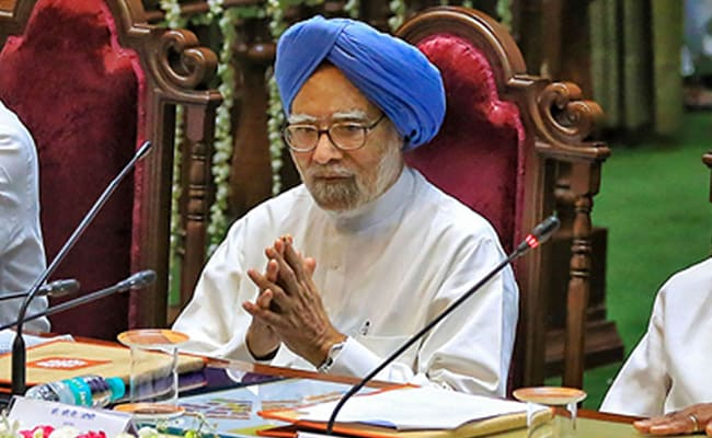 Recalling Rajiv Gandhi, Manmohan Singh Speaks Of 'Effort For Harmony'