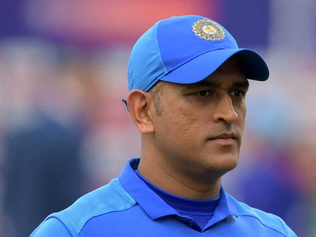 """""""Dont Retire"""": Fans Appeal To MS Dhoni After Indias World Cup Exit"""