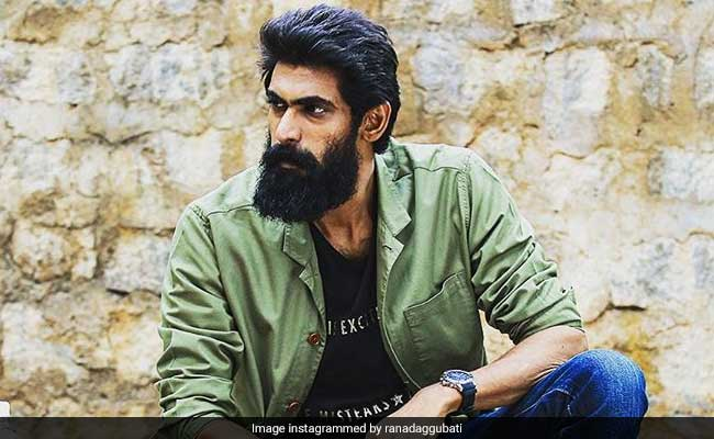 Rana Daggubati Quashes Kidney Transplant Rumours, Tells Concerned Fans: 'Stop Reading That Stuff'