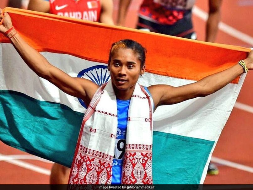 "Hima Das Promises To Win ""More Medals"" For India After Glorious Run"