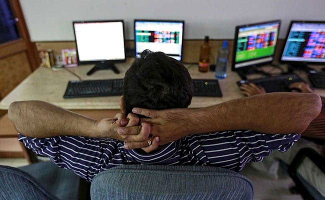 Sensex Closes Over 200 Points Lower Paced by Losses In Banking Shares