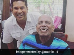Sachin Tendulkar Pays Tribute To Ramakant Achrekar On Guru Purnima