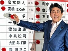 Japan's Abe Claims Victory In Upper House Election