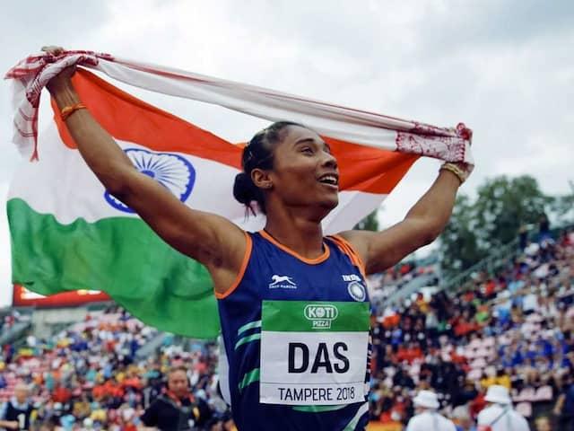 Anushka Sharma congratulates to Hima Das on on Twitter