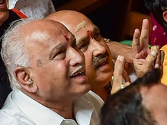 Yeddyurappa Becomes Yediyurappa Before 4th Stint As Chief Minister