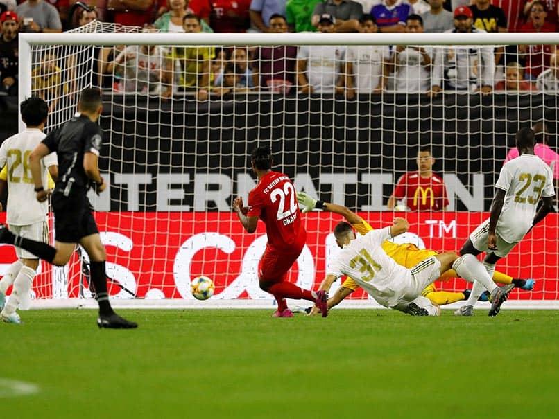 Bayern Munich Steal Spotlight With 3-1 Friendly Win In Eden Hazards Real Madrid Debut