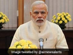 "Violence, Weapons Cannot Resolve Issues: PM Modi On ""<i>Mann Ki Baat</i>"""