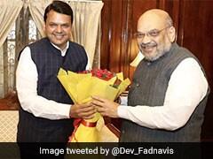 महाराष्ट्र BJP के इस बड़े नेता ने किया दावा- 'राज्य में भारतीय जनता पार्टी की बनेगी सरकार क्योंकि...'