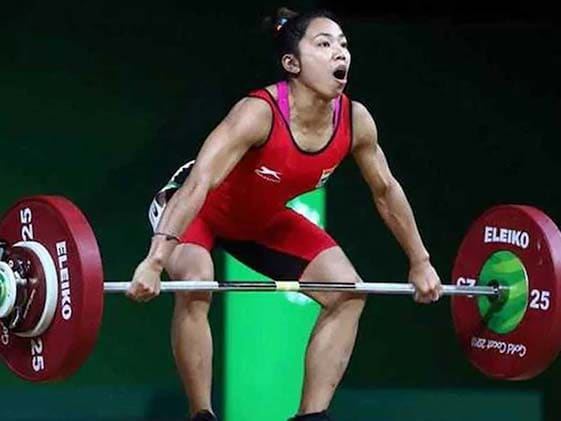 Mirabai Chanu Eyes Olympic Berth At World Weightlifting Championship